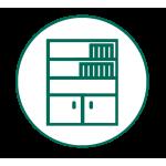 Βιβλιοθήκη-Συρταριέρα